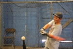prock batting practice